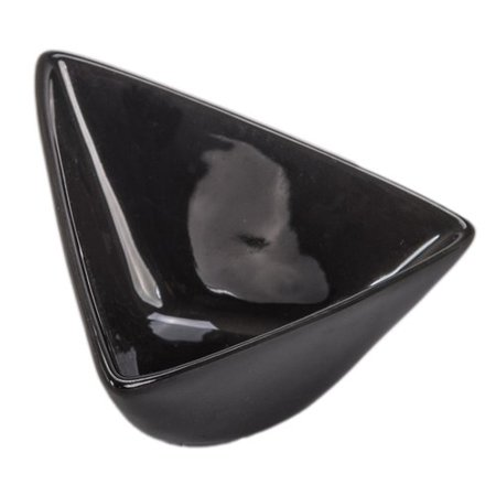 Leave Bowl Candy Halloween (BIA Cordon Bleu Ooh La La Triangle Candy / Nut Bowl (Set of)