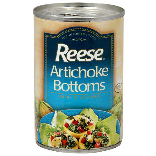 Reese Artichoke Bottoms, 14 oz (Pack of 12)