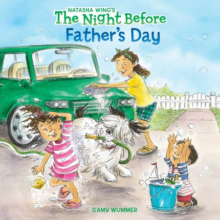 The Night Before Father's Day - Father's Day Stuff