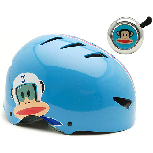 "Paul Frank ""I Love Julius"" Youth Multi-Sport Helmet"