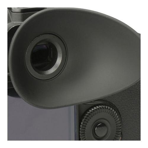Hoodman HEYENSG Hoodeye Eyecup for Eyeglasses, for Nikon DSLR's with Square Eyepieces