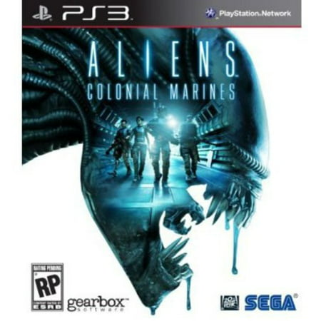 Aliens: Colonial Marines (PS3) ()