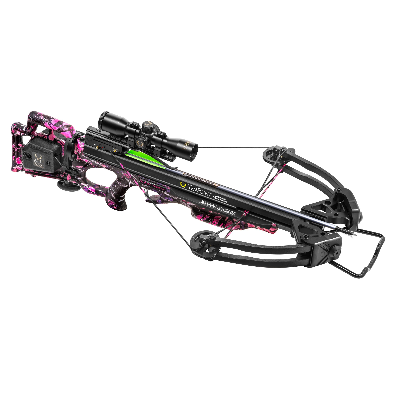 TenPoint Crossbow Technologies Lady Shadow w/Package, Muddy Girl Camo CB15018-9522