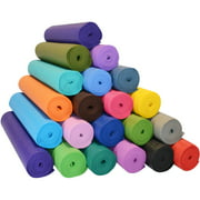"Yoga Direct Deluxe 1/4"" Yoga Mat"