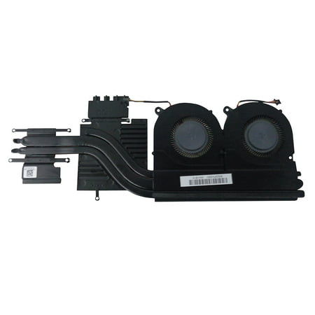 Acer Predator Helios 300 PH315-51 Dual Cpu Fan & Heatsink 60.Q3FN2.001