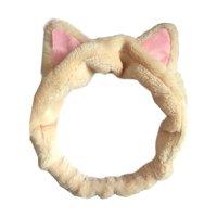 Oheya Cat Ear Headband, Black