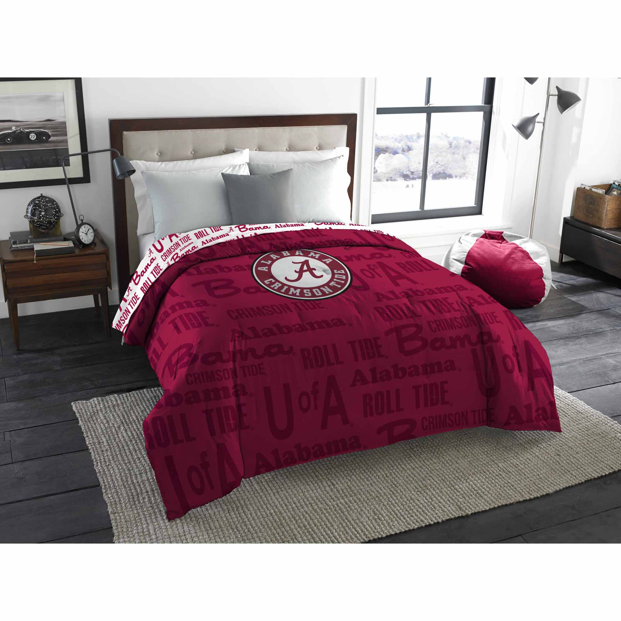 Alabama Anthem Twin/Full Bedding Comforter