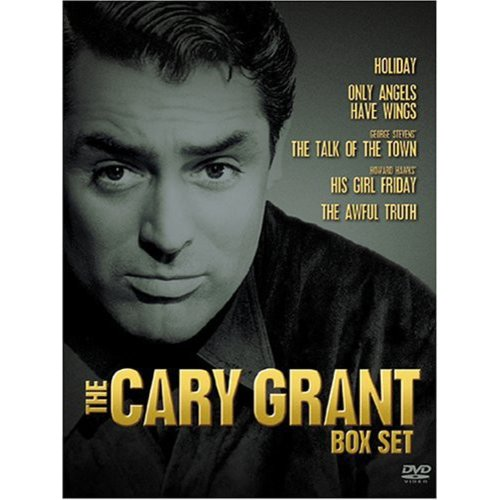 The Cary Grant Box Set (Full Frame)