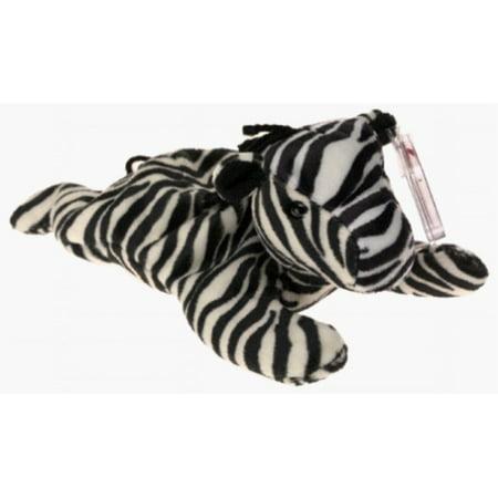 Zebra Beanie Baby (Ty Beanie Babies - Ziggy the Zebra)