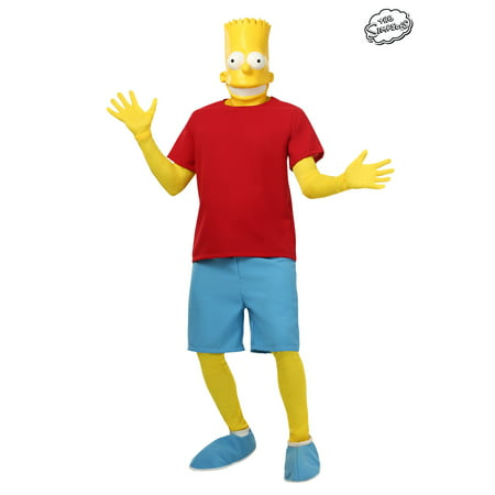 Adult Bart Simpson Costume