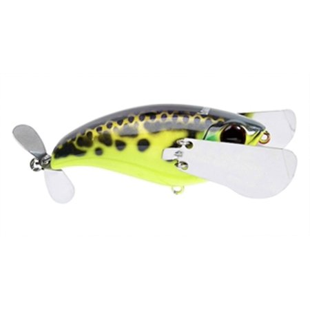 Jackall JPOMP79-ISGB Pompadour 79 Top Water Gill Bone Lure