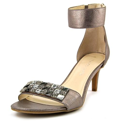 Franco Sarto Evelina Open-Toe Synthetic Heels by Franco Sarto