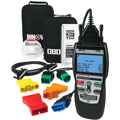 Equus Products 3140 Scan Tool Canobd 2 And 1 Kit