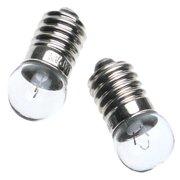 Zelco Itty Bitty Book Light Replacement Bulbs, 2 bulbs/pkg