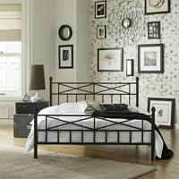 Premier Christel Metal Platform Bed, Multiple Sizes