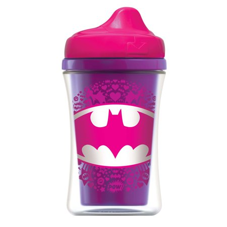 NUK Justice League 2pk Insulated Hard Spout Sippy Cup - 9oz