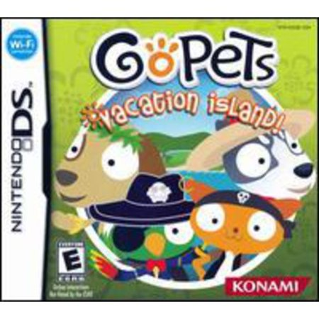 Go Pets: Vacation Island (DS)