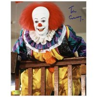 Tim Curry Autographed It 8x10 Pennywise Photo