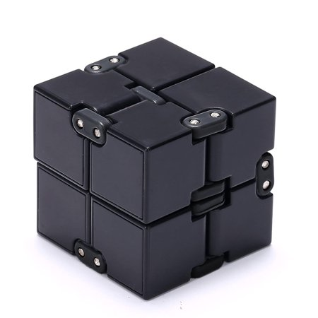 Time Spinners (Infinity Cube, Magic Cube for Kids and Adults, Mini Gadget Spinner Fidget Toy Fidget Cube, Better for Stress and Anxiety Relief and Kill Time,)