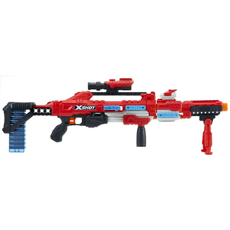 X-Shot Excel Regenerator Foam Dart Blaster Over 1000 Unique Combinations (48 Darts) by ZURU