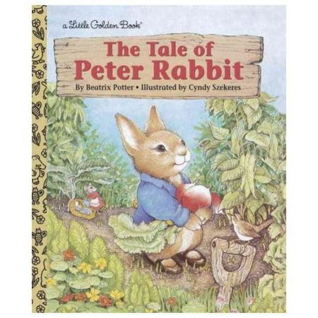 The Tale Of Peter Rabbit  Little Golden Book