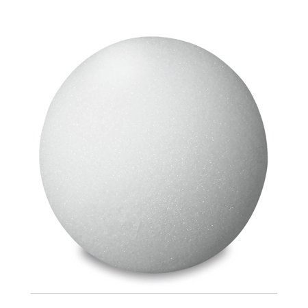 FloraCraft Styrofoam Ball, 5