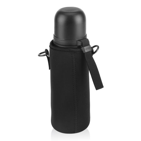 Garosa Water Bottle Sleeve Carrying Pouch Bag Holder for Outdoor Camping Hiking Fishing Water Bottle Holder Bag Water Bottle Pouch - image 2 of 10