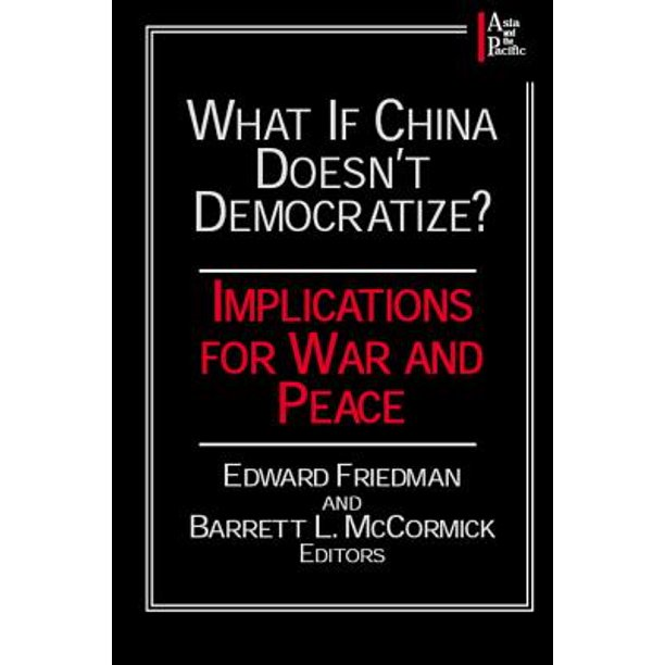 What if China Doesn't Democratize? - eBook