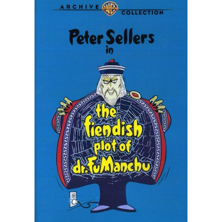 The Fiendish Plot Of Dr. Fu Manchu - Fu Manchu Moustache
