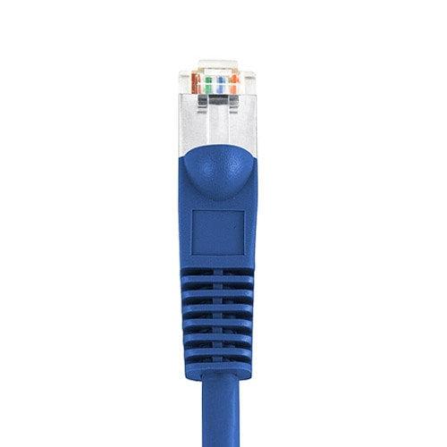 Vericom XPC6F-00320 CAT 6 FTP Patch Cords , Blue - 50ft.