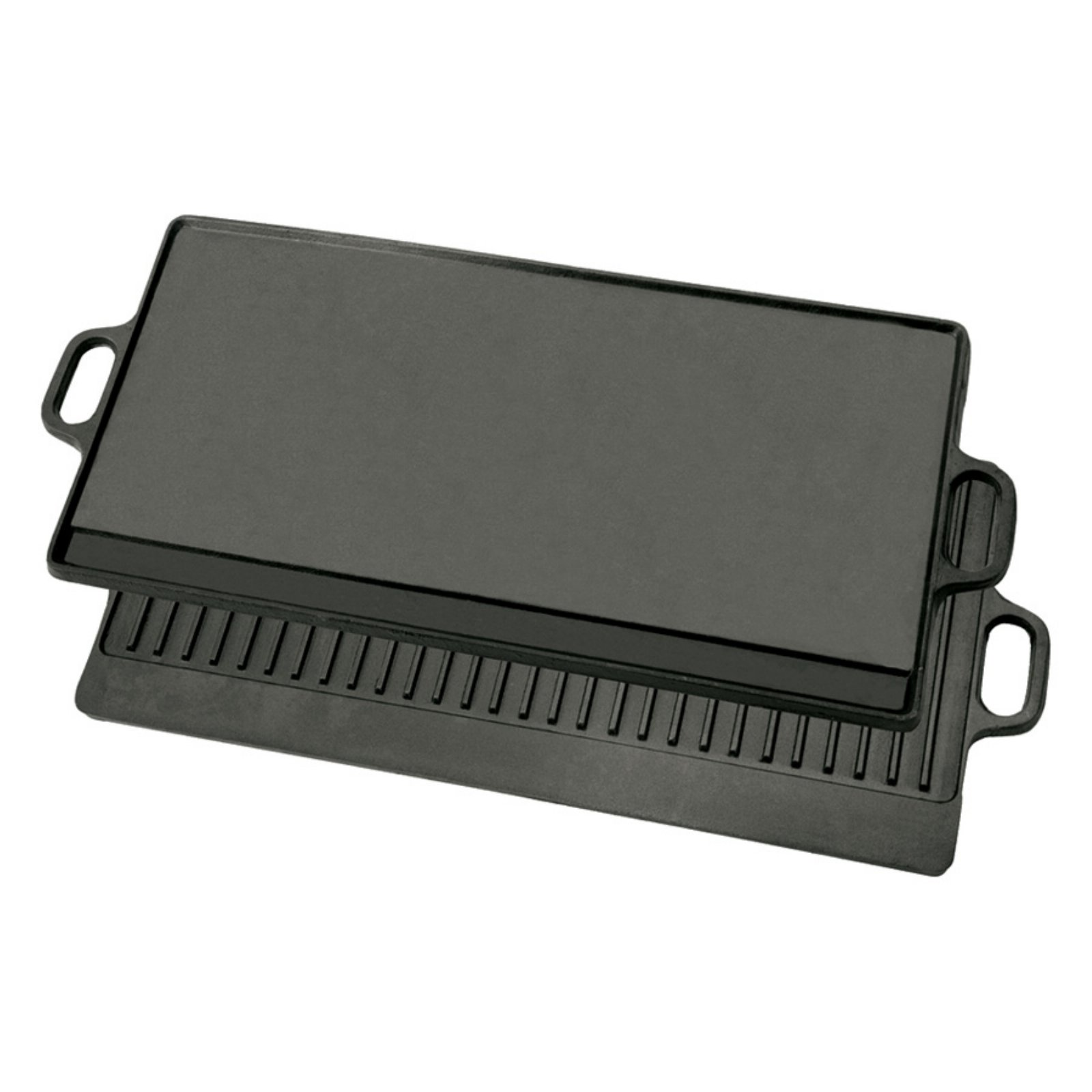 Bayou Classics Cast Iron Reversible Griddle