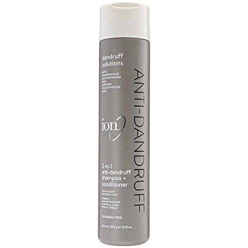 Ion 2 In 1 Anti Dandruff Shampoo Conditioner Walmart Com Walmart Com