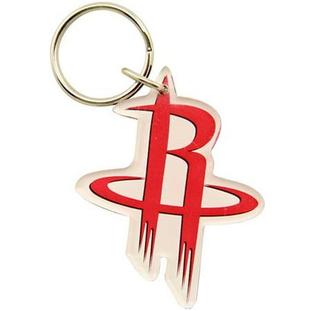 Houston Rockets High Definition Keychain - No Size