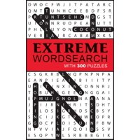 Extreme Word Search: With 300 Puzzles (Paperback)