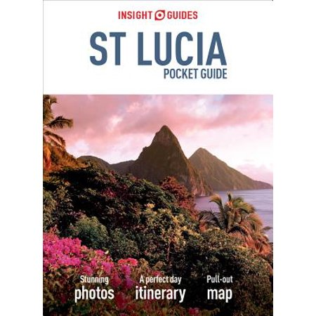 Insight Guides Pocket St Lucia: 9781780059068 (Cheap Deals To St Lucia All Inclusive)