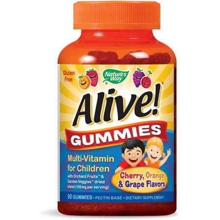 3 Pack - Nature's Way Multivitamin Gummies for kids 90