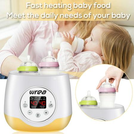 Baby Bottle Warmer Heater Feeding Sterilizer Babyfood Warm Breast Multifunctional Milk