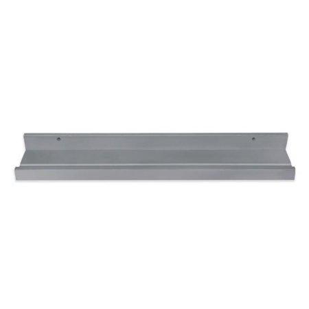 Edgewood 1079101742 2 ft. Wall Ledge - Grey (Edgewood Series)