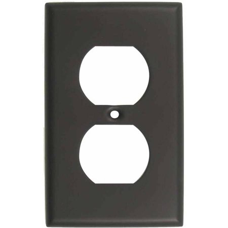 Rusticware 783 Single Receptacle Switch Plate