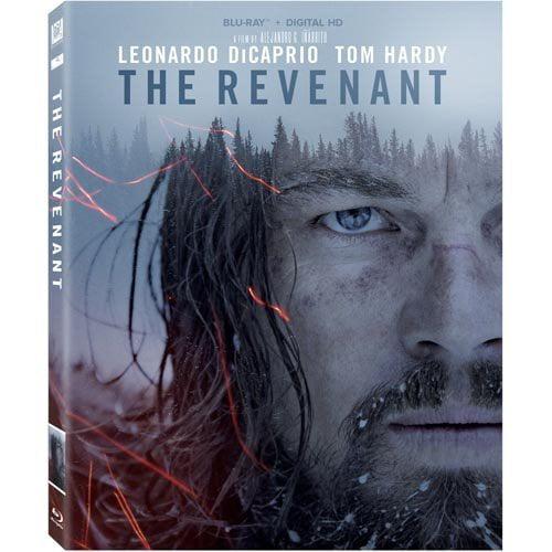 The Revenant (Blu-ray + Digital HD) (With INSTAWATCH)