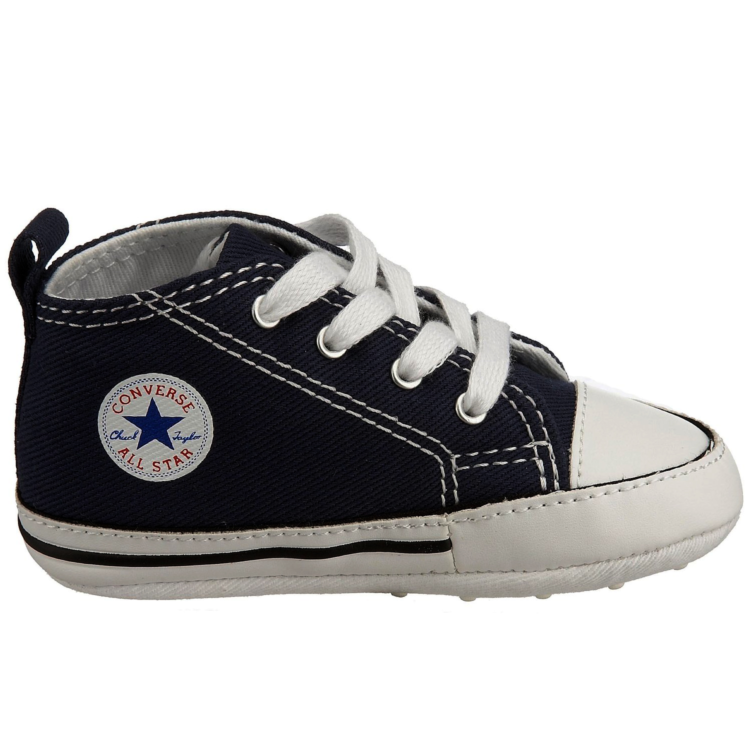 Converse First Star Crib Shoe Boys by Converse
