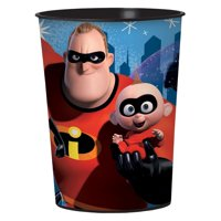 Disney's The Incredibles 2 birthday party supplies 12 pack favor cups