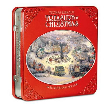 Sounds Of Christmas: Thomas Kinkade [Tin Can]