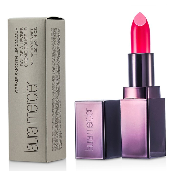 Laura Mercier Luxurious Creme Smooth Lip Colour - Fresh Raspberry 0.14oz (4g)