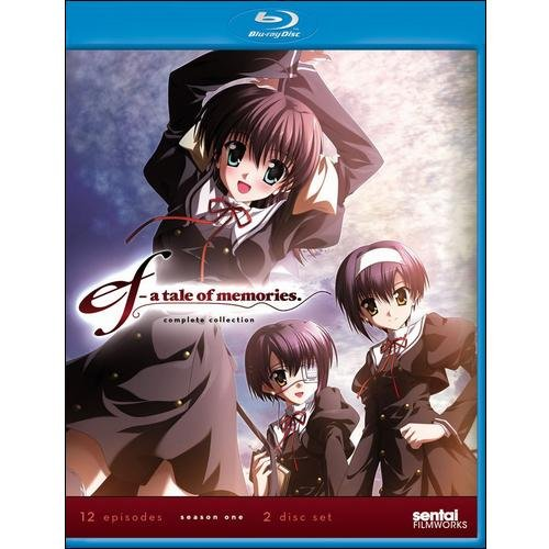 ef - A Tale Of Memories: The Complete Collection (Blu-ray) (Widescreen)