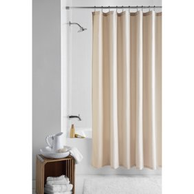 Park B Smith Retro Stripe Shower Curtain