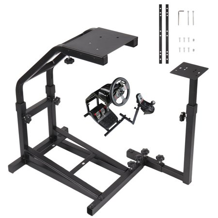 ACEHE Racing Wheel Stand with V2 Support Game Support for