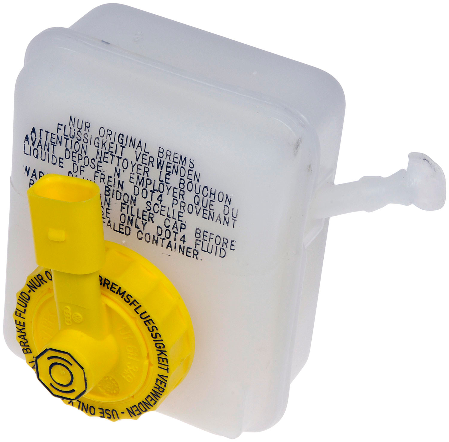 One New Brake Fluid Reservoir - Dorman# 603-648
