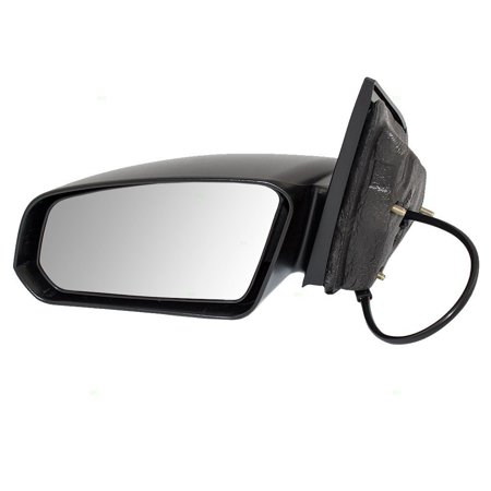 Aftermarket Side View Mirrors - Drivers Power Side View Mirror Replacement for Saturn 10363818, Brand new aftermarket replacement By AUTOANDART