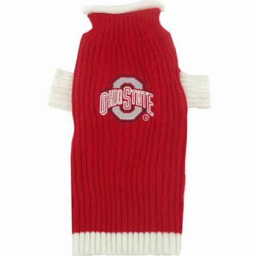 Ohio State Dog Sweater